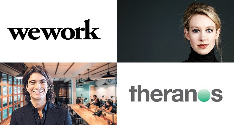 Is WeWork the next Theranos? - Company News - 1024 BBS